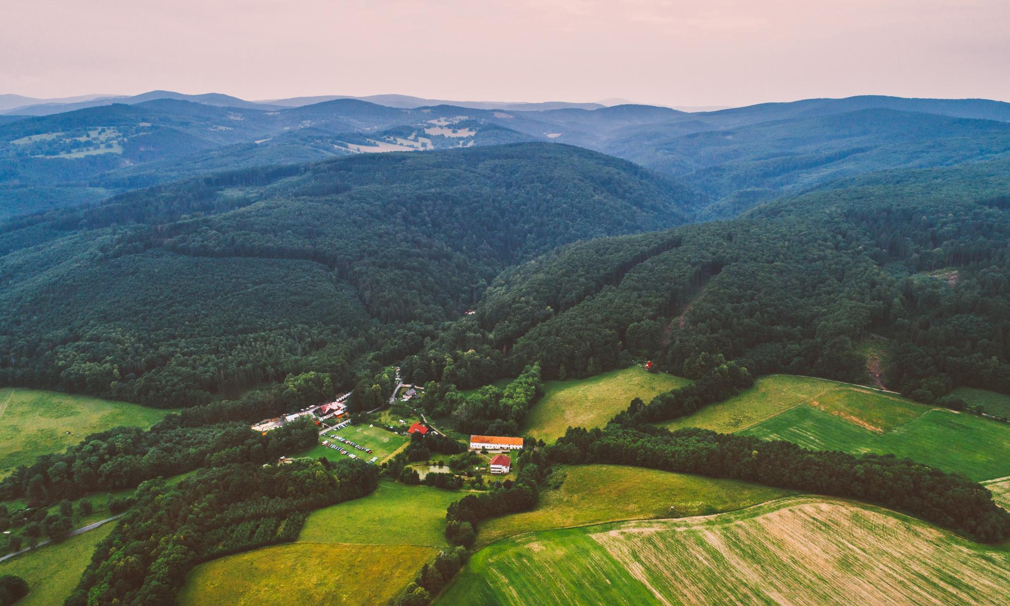 Račí údolí