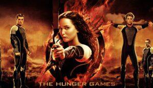 letní dětské tábory - Hunger games