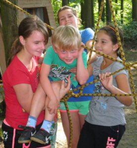 letní dětské tábory - průlet časem