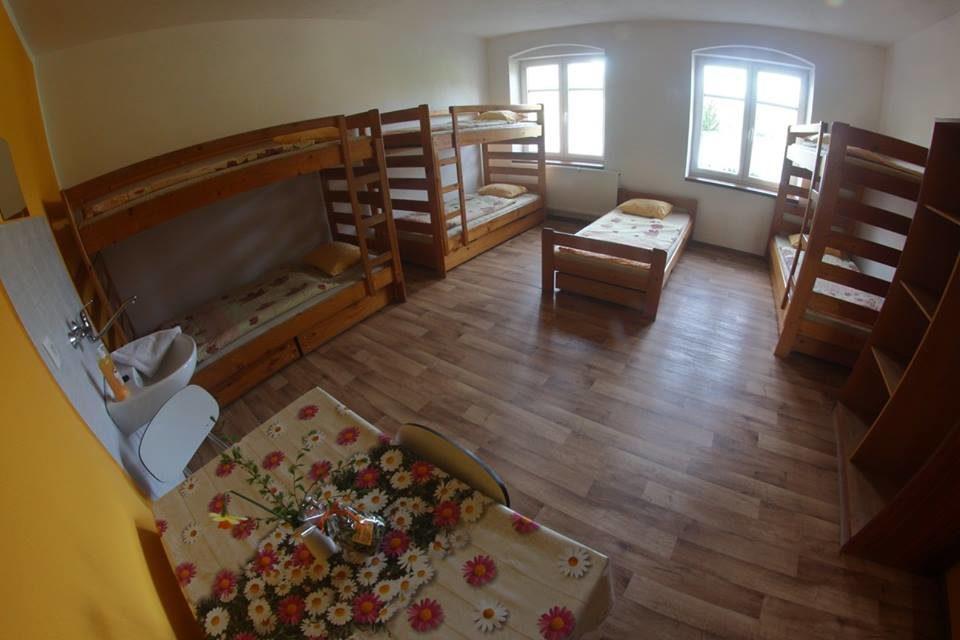 Ubytování Rychleby: Penzion Isolde - pokoj 1