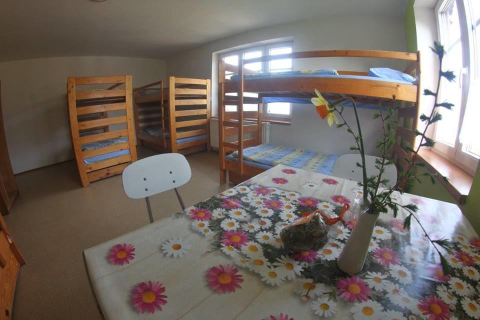 Ubytování Rychleby: Penzion Isolde - pokoj 5