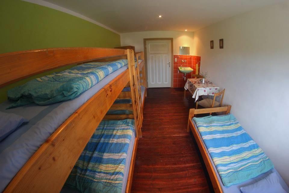 Ubytování Rychleby: Penzion Isolde - pokoj 9