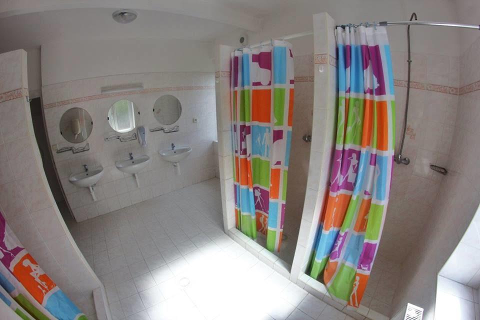 Ubytování Rychleby: Penzion Isolde - sprchy ženy